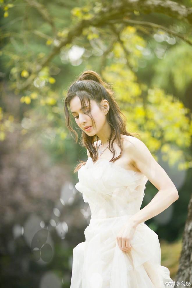 Tiểu Long Nữ Lý Nhược Đồng bất ngờ khoe ảnh váy cưới ở tuổi 46, lý do đằng sau khiến Cnet dở khóc dở cười - ảnh 3