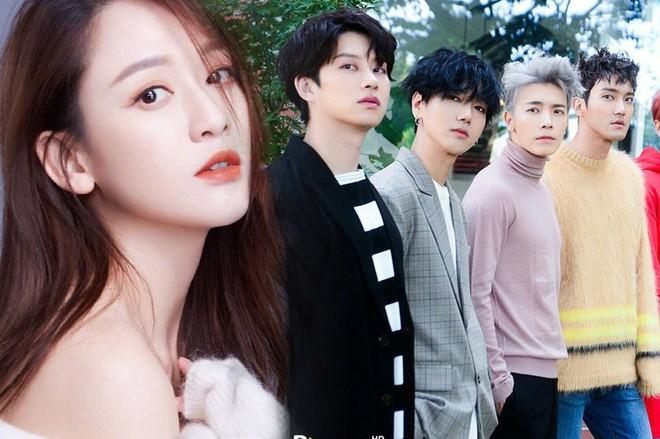 Trần Kiều Ân, Super Junior đối phó như thế nào khi bị đề cập đến chuyện dựng vợ gả chồng? - ảnh 1