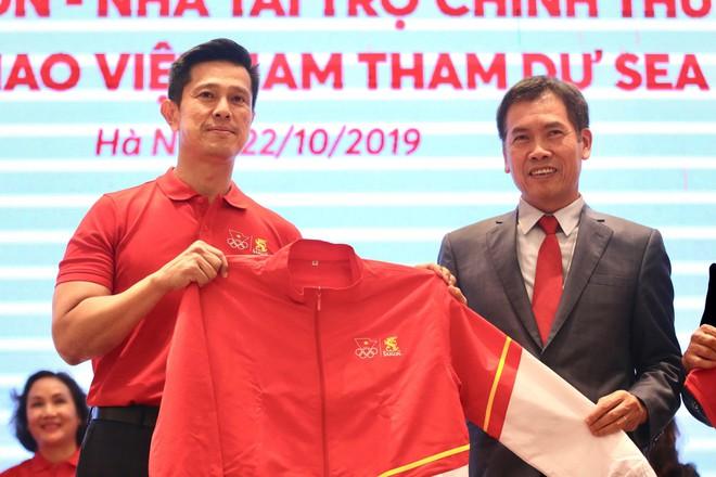 Đoàn thể thao Việt Nam nhận nguồn tài trợ lớn trước thềm SEA Games 30 - ảnh 5