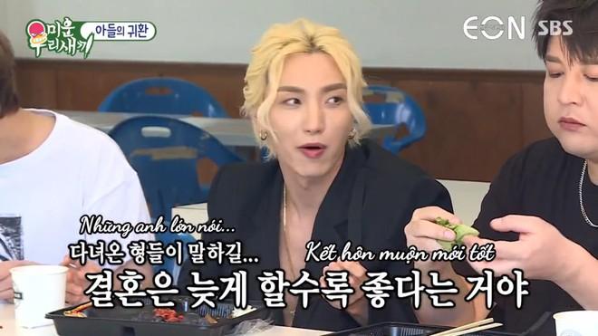 Trần Kiều Ân, Super Junior đối phó như thế nào khi bị đề cập đến chuyện dựng vợ gả chồng? - ảnh 5