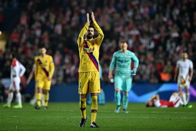 Messi lại lập kỉ lục, Barcelona suýt mất điểm tại Prague - ảnh 9