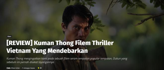 Phim kinh dị 18+ Thất Sơn Tâm Linh xuất ngoại sang Malaysia được gắn nhãn 13+? - Ảnh 6.