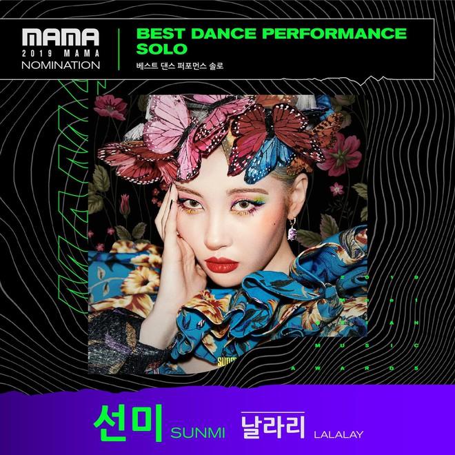Đề cử MAMA 2019: Có hạng mục nghệ sĩ nào thắng cũng xứng, hạng mục thì nhìn vô biết ngay chủ nhân giải thưởng - ảnh 18