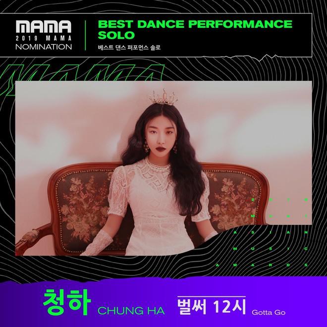 Đề cử MAMA 2019: Có hạng mục nghệ sĩ nào thắng cũng xứng, hạng mục thì nhìn vô biết ngay chủ nhân giải thưởng - ảnh 16