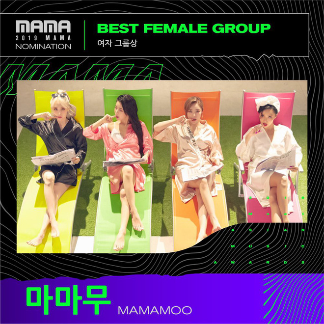 Đề cử MAMA 2019: Có hạng mục nghệ sĩ nào thắng cũng xứng, hạng mục thì nhìn vô biết ngay chủ nhân giải thưởng - ảnh 12