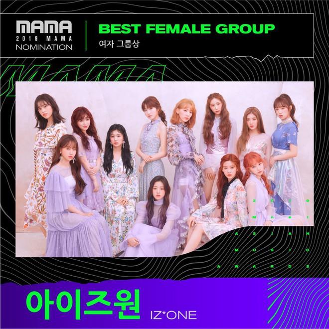 Đề cử MAMA 2019: Có hạng mục nghệ sĩ nào thắng cũng xứng, hạng mục thì nhìn vô biết ngay chủ nhân giải thưởng - ảnh 13