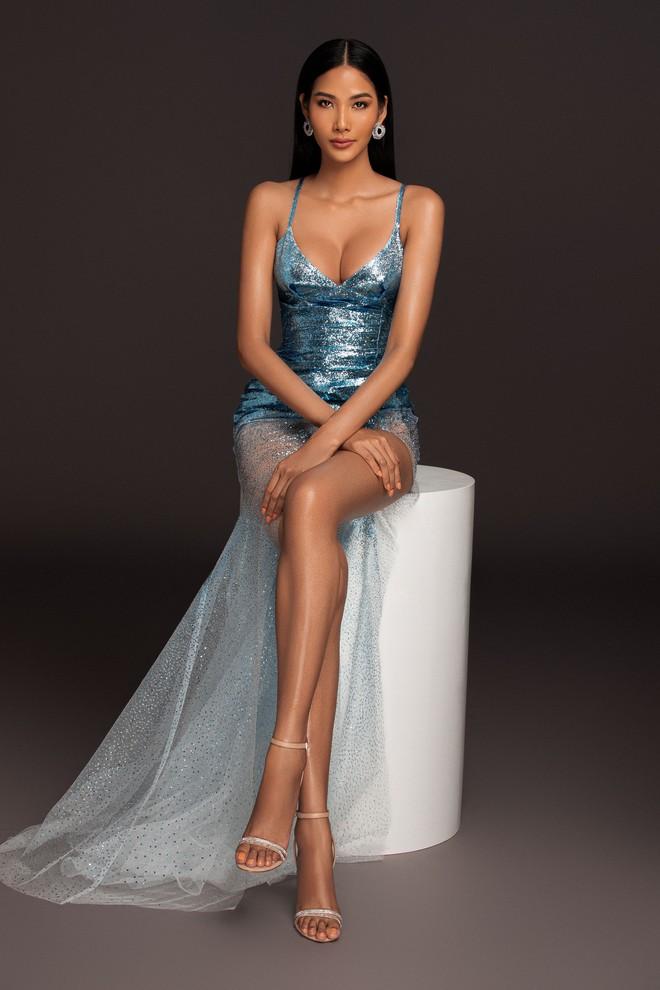 Mãn nhãn với bộ ảnh Hoàng Thùy trên trang chủ Miss Universe, đáng chú ý vẫn là vòng 1 căng đầy dính nghi vấn dao kéo - ảnh 6