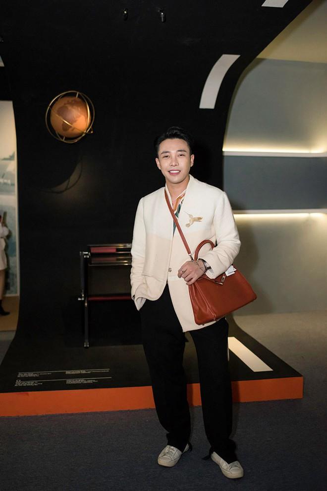 Châu Bùi, Thảo Nhi Lê cá tính; Khánh Linh lại nữ tính hết sức dự triển lãm Hermès Heritage - ảnh 7