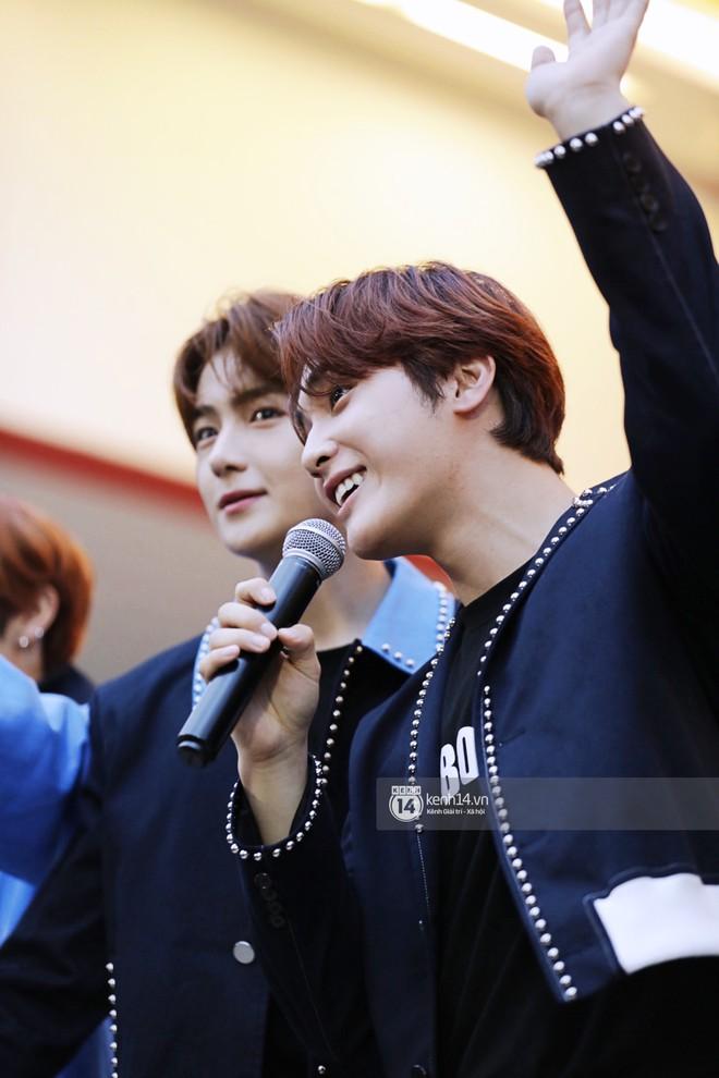 Fansign ITZY và The Boyz tại Việt Nam: 2 mỹ nhân nhà JYP gây bất ngờ vì nhan sắc, Young Hoon và Hyun Jae vẫn quá bảnh - ảnh 21