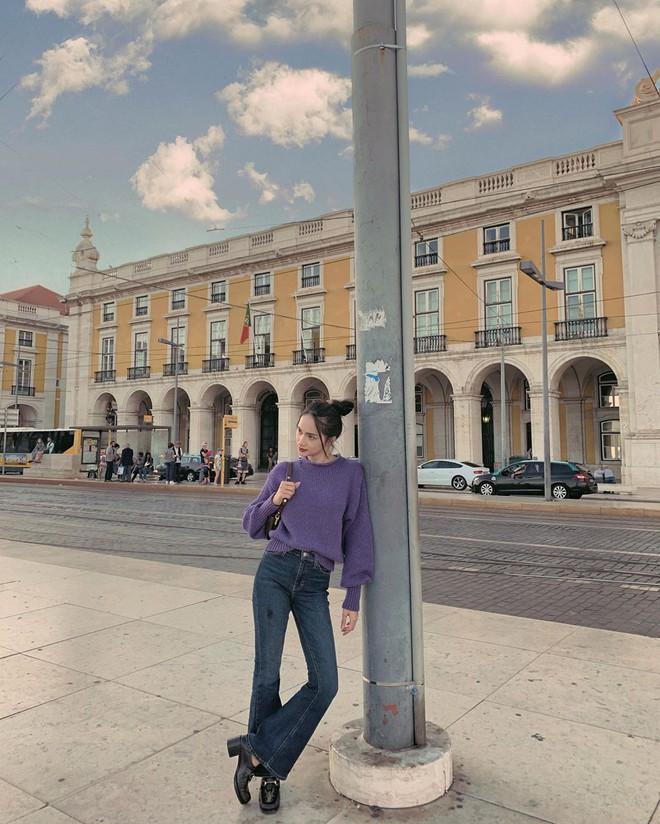 Dương Mịch có một chiêu pose hình tủ từ bé đến lớn: Bảo sao ảnh quảng cáo đến street style đều đẹp miễn chê - ảnh 8