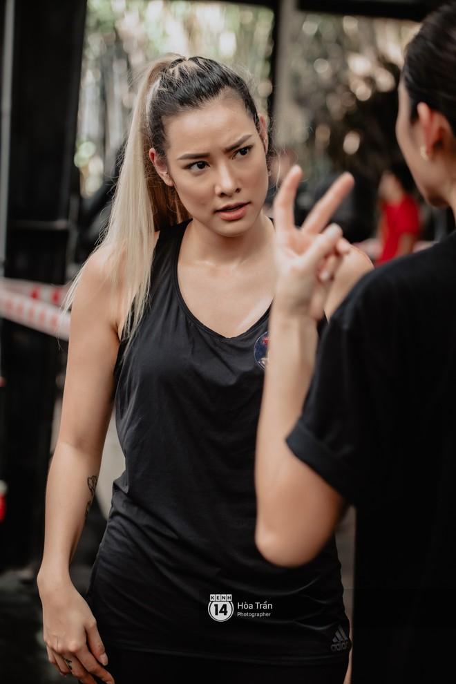 9 đả nữ tiềm năng ở buổi casting Thanh Sói: Đồng Ánh Quỳnh - Lily Nguyễn ra đòn máu lạnh, xuất hiện thêm nữ gymer cơ bắp ăn đứt Thanh Sói - ảnh 5