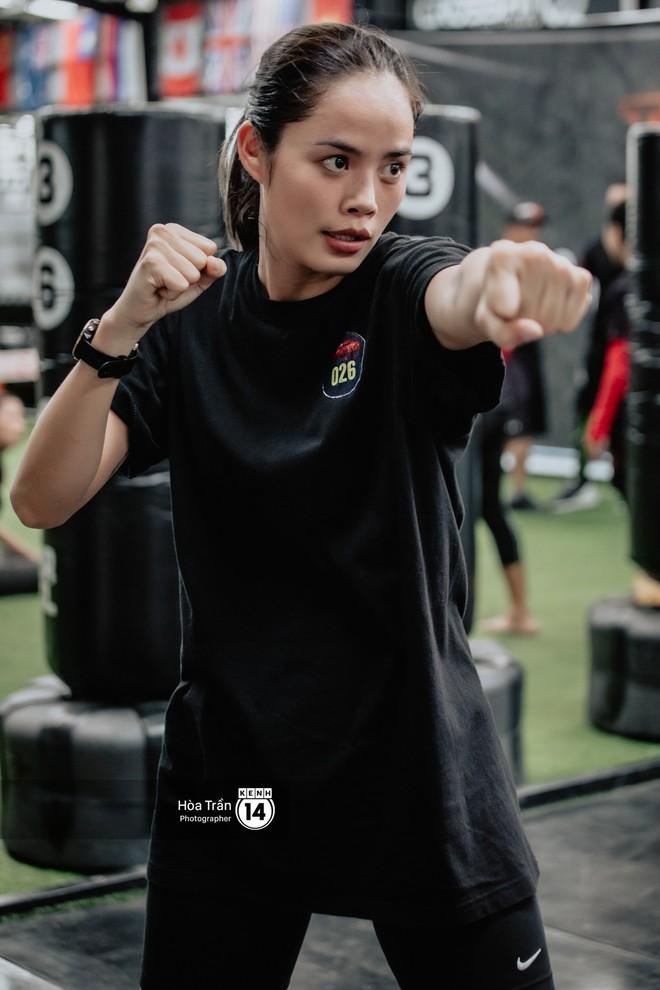 9 đả nữ tiềm năng ở buổi casting Thanh Sói: Đồng Ánh Quỳnh - Lily Nguyễn ra đòn máu lạnh, xuất hiện thêm nữ gymer cơ bắp ăn đứt Thanh Sói - ảnh 16
