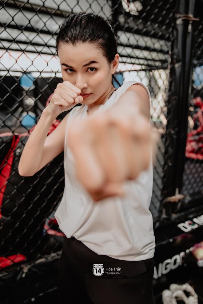 9 đả nữ tiềm năng ở buổi casting Thanh Sói: Đồng Ánh Quỳnh - Lily Nguyễn ra đòn máu lạnh, xuất hiện thêm nữ gymer cơ bắp ăn đứt Thanh Sói - ảnh 9