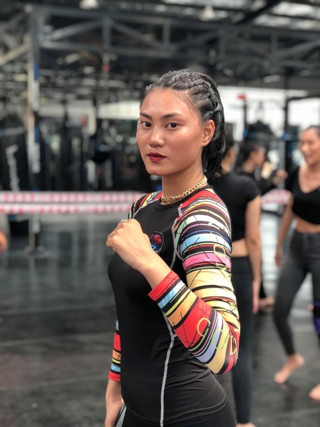 9 đả nữ tiềm năng ở buổi casting Thanh Sói: Đồng Ánh Quỳnh - Lily Nguyễn ra đòn máu lạnh, xuất hiện thêm nữ gymer cơ bắp ăn đứt Thanh Sói - ảnh 24