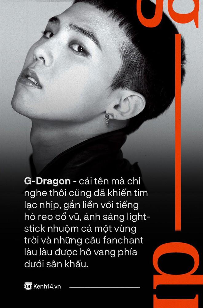 """Sự trở lại của """"ông hoàng Kpop"""" G-Dragon: Ngai vàng YG sắp có chủ nhân, nhưng kịch bản nào cho một huyền thoại vực dậy địa ngục Kbiz đen tối? - Ảnh 1."""