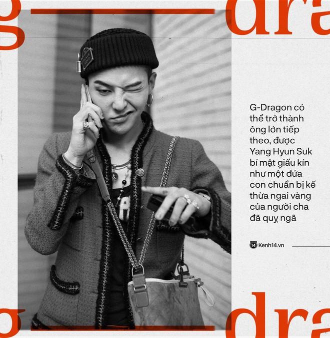 """Sự trở lại của """"ông hoàng Kpop"""" G-Dragon: Ngai vàng YG sắp có chủ nhân, nhưng kịch bản nào cho một huyền thoại vực dậy địa ngục Kbiz đen tối? - Ảnh 8."""