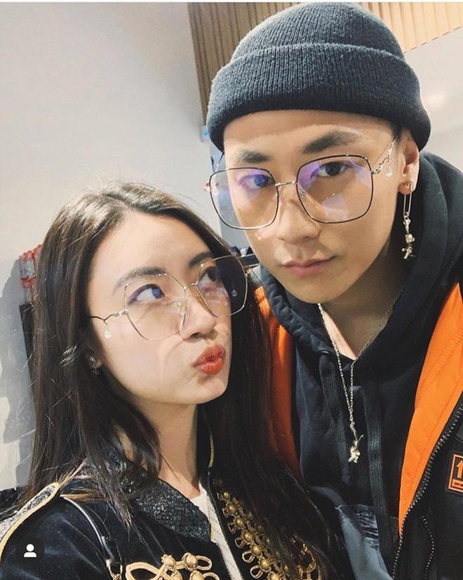 Khoe ảnh lần đầu gặp bạn gái tình cờ như phim ngôn tình, Rocker Nguyễn khiến netizen không khỏi thắc mắc vì 1 chi tiết - ảnh 5