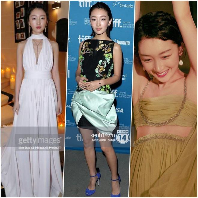 So sánh số lần Tiểu Hoa Đán diện đồ Haute Couture đi sự kiện: Angela Baby vô địch với 26 lần trong khi Dương Mịch mới được mặc 2 lần - ảnh 4