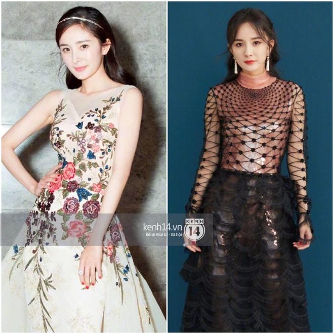 So sánh số lần Tiểu Hoa Đán diện đồ Haute Couture đi sự kiện: Angela Baby vô địch với 26 lần trong khi Dương Mịch mới được mặc 2 lần - ảnh 6