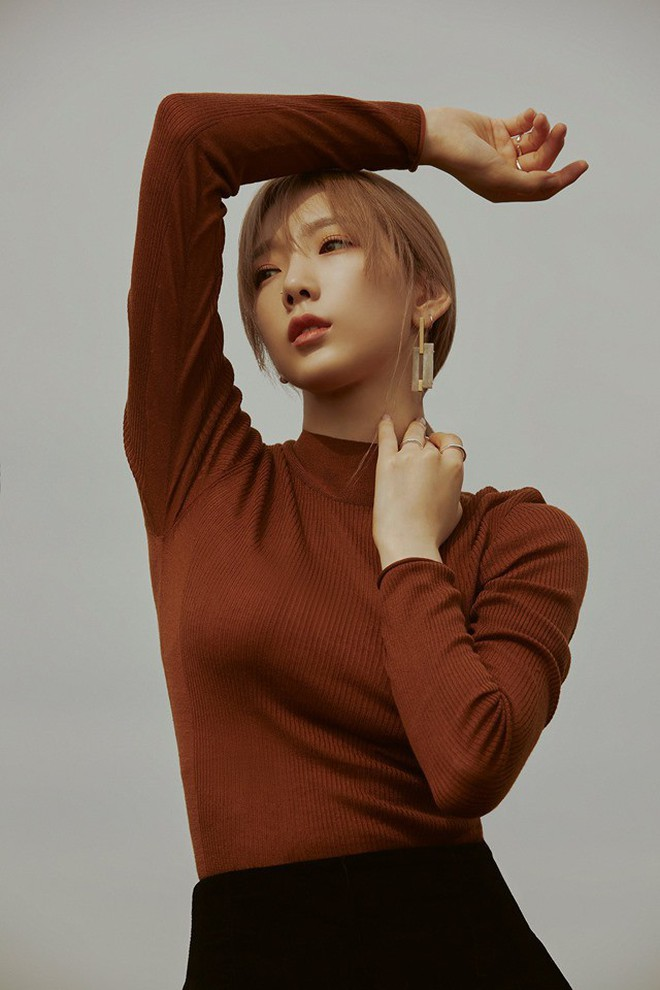 Album Purpose: U tối, bất ngờ và thể hiện đẳng cấp vocalist hàng đầu KPOP của Taeyeon - ảnh 3