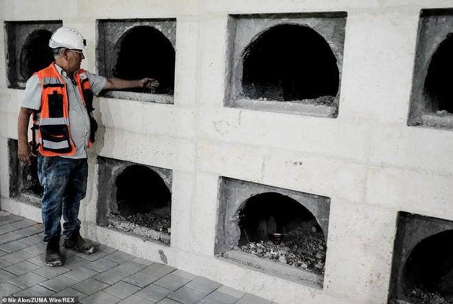 Bên trong 'thành phố cho người chết' khổng lồ dưới lòng Jerusalem - ảnh 6