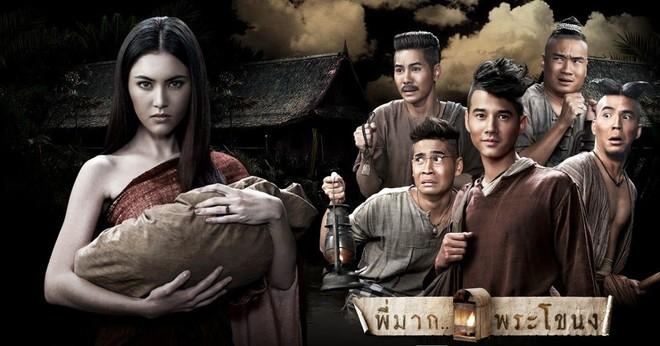 Thích gặp ma nhưng yếu bóng vía, xem ngay 4 phim kinh dị hài Thái Lan này cho đỡ sợ - ảnh 1