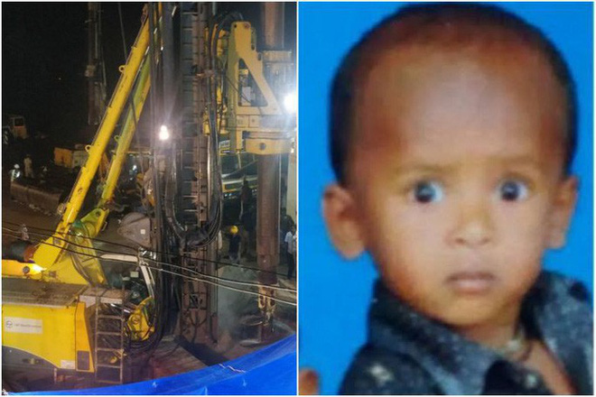 Rơi xuống giếng sâu hơn 300m bốn ngày, cậu bé 2 tuổi thiệt mạng - ảnh 1