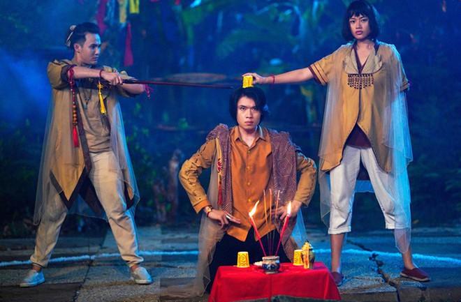 Gợi ý hoá trang chơi Halloween cho mọt phim Việt: Có cả ma nữ kem trộn của Hoa Hồng Trên Ngực Trái - ảnh 4