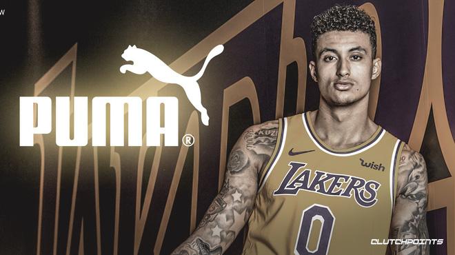 Sao trẻ điển trai của Lakers vớ bẫm với hợp đồng triệu đô cùng hãng thể thao nổi tiếng - ảnh 1