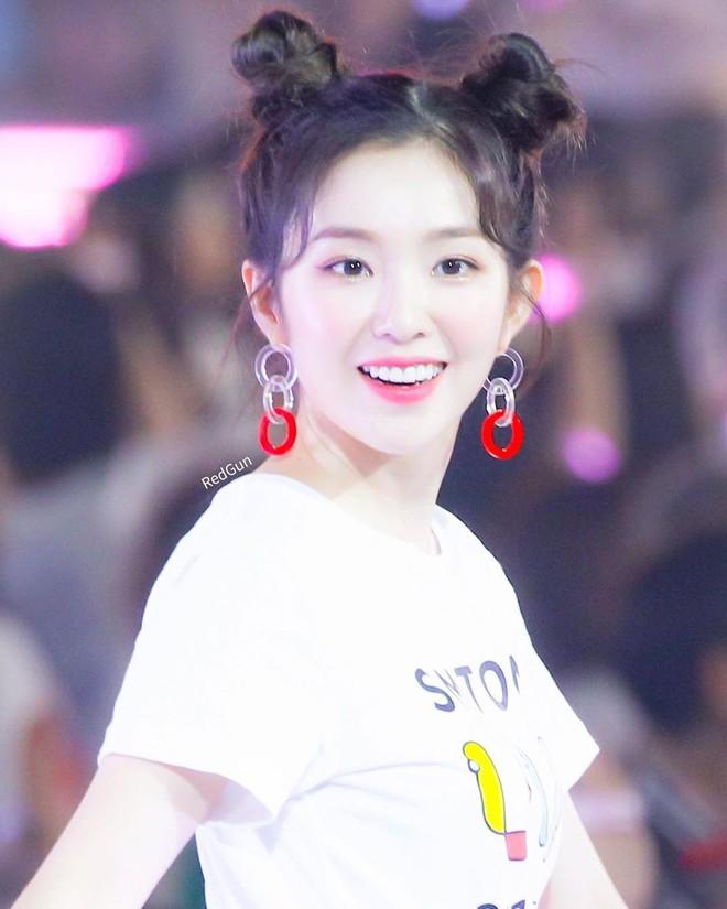 Cắt tóc mái chuẩn như Irene: để được 4 kiểu từ ngây thơ đến đẹp như nữ thần - ảnh 2