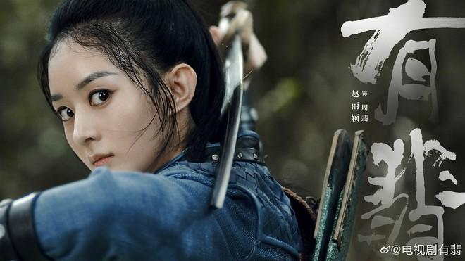 Bà mẹ 1 con Triệu Lệ Dĩnh võ công thâm hậu cũng thua nụ cười giết người của Vương Nhất Bác ở teaser Hữu Phỉ - ảnh 10