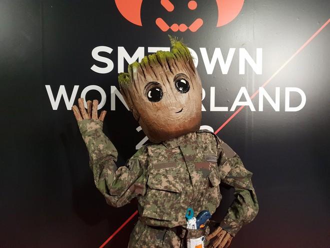 Idol Hàn bắt trend phim hot vào Halloween: TWICE khiến fan sốc nặng, độ chịu chơi nhà SM không ai đọ lại - Ảnh 12.