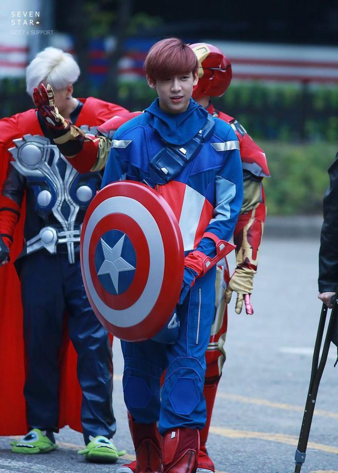 Idol Hàn bắt trend phim hot vào Halloween: TWICE khiến fan sốc nặng, độ chịu chơi nhà SM không ai đọ lại - Ảnh 22.