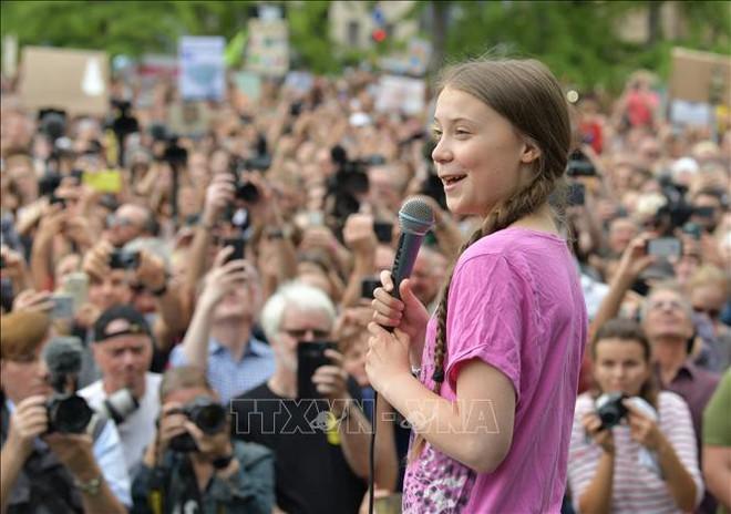 Greta Thunberg từ chối nhận giải thưởng về môi trường - ảnh 1