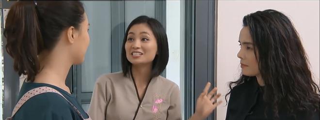 Preview Hoa Hồng Trên Ngực Trái tập 26: Kẻ thù của kẻ thù là chị em tốt, Khuê cáp kèo bà Dung đòi con từ Thái - ảnh 2