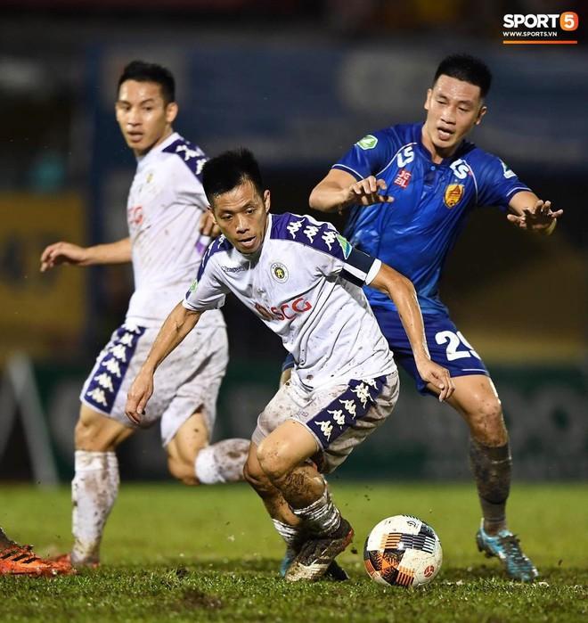"""Đánh bại Quảng Nam trong trận """"thuỷ chiến, Hà Nội FC lần đầu tiên vô địch Cúp Quốc gia 2019 - ảnh 15"""