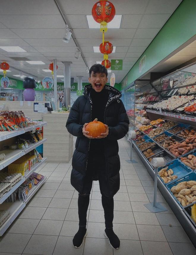 Văn Hậu, Hồng Duy hóa trang Halloween đáng sợ, người được mong chờ màn cosplay nhất lại không xuất hiện - ảnh 3