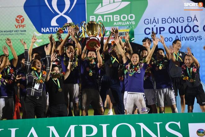 Từ Hà Lan, Văn Hậu cùng hưởng niềm vui vô địch với Hà Nội FC bằng cách đặc biệt này - ảnh 9