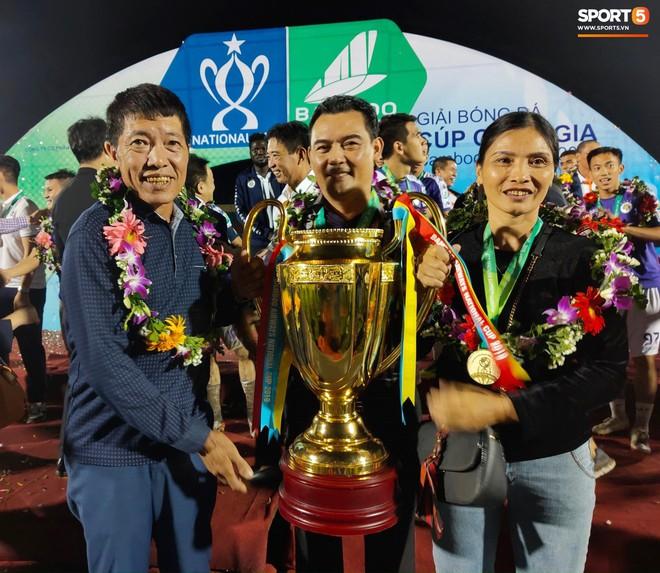 Từ Hà Lan, Văn Hậu cùng hưởng niềm vui vô địch với Hà Nội FC bằng cách đặc biệt này - ảnh 3