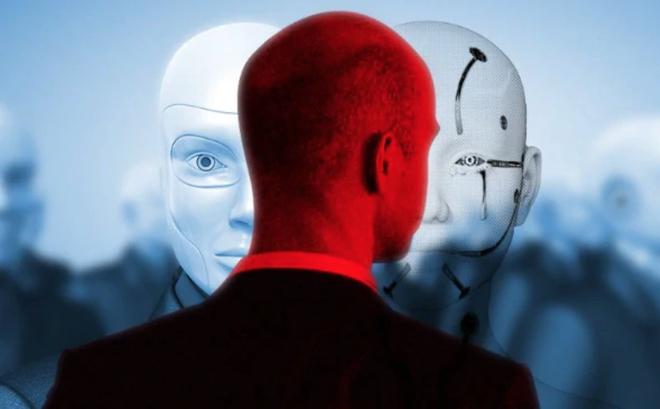 Bạn có bao giờ nghĩ mình sẽ phải deal lương với một con robot? Đó là chuyện sắp xảy ra ở nước Anh - ảnh 1