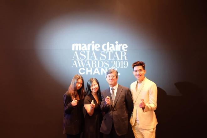 Đứng chung khung hình với Yoona và loạt tài tử hot nhất xứ Hàn, đây chính là sao Việt may mắn nhất LHP Busan 2019 - ảnh 3
