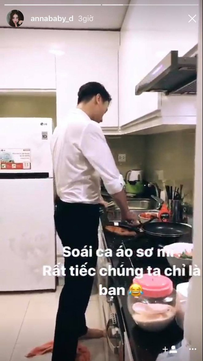 Trang Anna vào chúc mừng Rocker Nguyễn có bạn gái mới thì bị... ăn ngay 1 quả bơ: Tình cũ à, mình phải sang lên! - ảnh 2