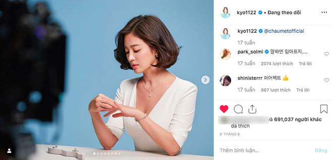 Động thái đầu tiên của Song Hye Kyo trên MXH sau 3 tháng ly dị: Đăng loạt ảnh gì mà gây bão thế này? - Ảnh 1.