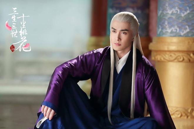 5 thanh niên vàng trong làng bảo vệ người yêu: Hotboy Tử Cấm Thành Hứa Khải đã là gì so với Lam Trạm - Vương Nhất Bác! - Ảnh 19.