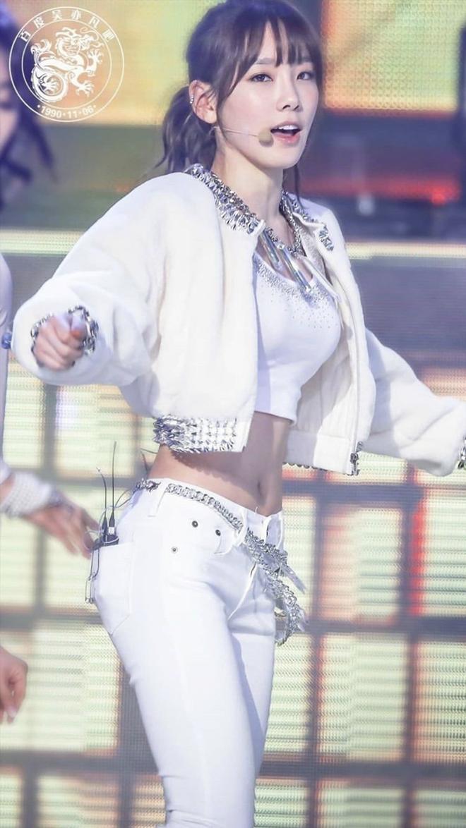 Ai ngờ Taeyeon và BLACKPINK đều có chung bí kíp để giữ vòng eo khó tin và body khiến cả xứ Hàn dậy sóng - ảnh 4