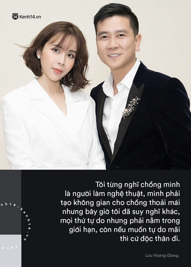 Trước khi tin đồn ly hôn bị rò rỉ, cùng nhìn lại loạt phát ngôn đầy ngọt ngào vừa mới đây của Lưu Hương Giang - Hồ Hoài Anh - ảnh 1