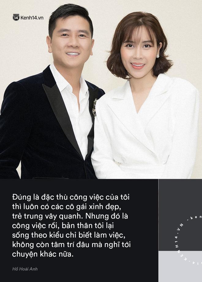 Trước khi tin đồn ly hôn bị rò rỉ, cùng nhìn lại loạt phát ngôn đầy ngọt ngào vừa mới đây của Lưu Hương Giang - Hồ Hoài Anh - ảnh 6