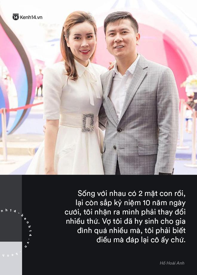 Trước khi tin đồn ly hôn bị rò rỉ, cùng nhìn lại loạt phát ngôn đầy ngọt ngào vừa mới đây của Lưu Hương Giang - Hồ Hoài Anh - ảnh 5