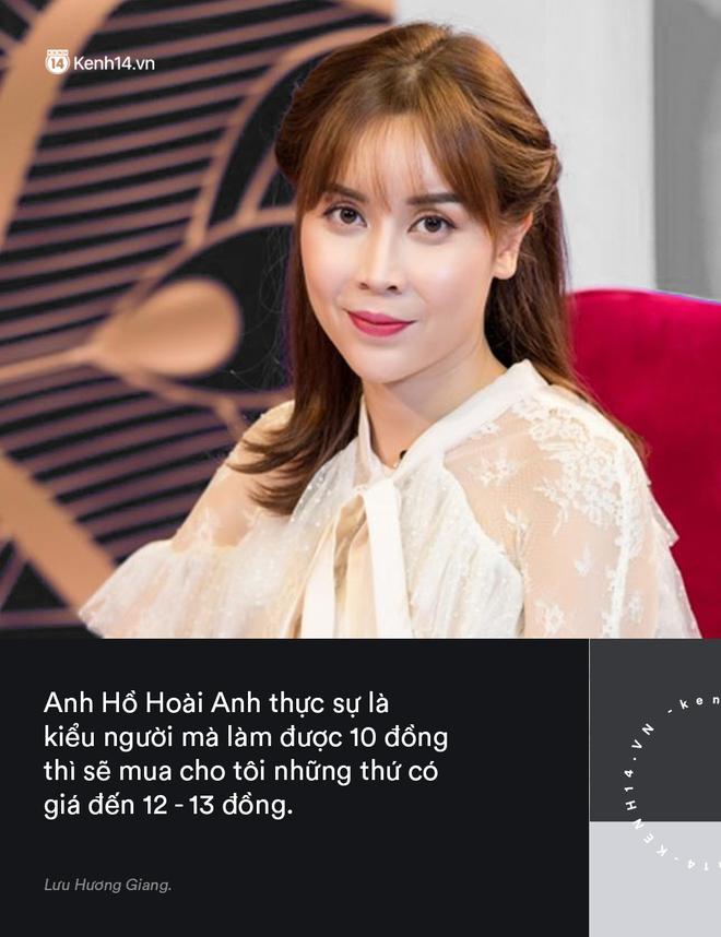 Trước khi tin đồn ly hôn bị rò rỉ, cùng nhìn lại loạt phát ngôn đầy ngọt ngào vừa mới đây của Lưu Hương Giang - Hồ Hoài Anh - ảnh 3