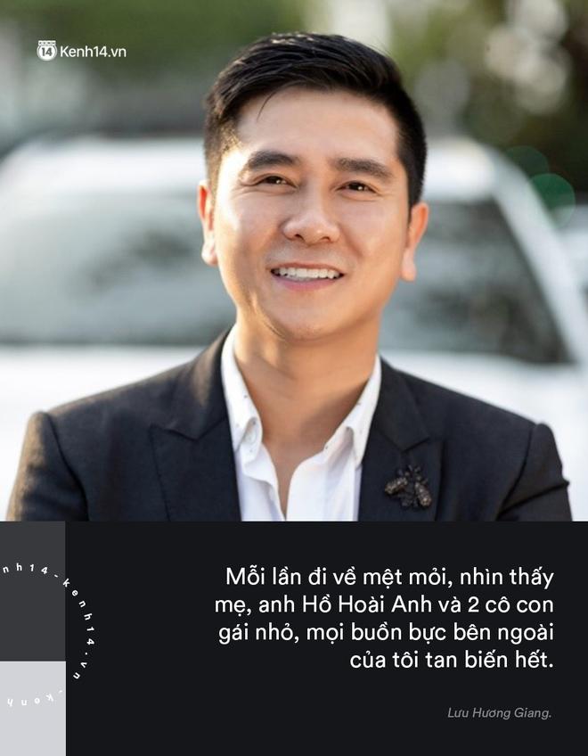 Trước khi tin đồn ly hôn bị rò rỉ, cùng nhìn lại loạt phát ngôn đầy ngọt ngào vừa mới đây của Lưu Hương Giang - Hồ Hoài Anh - ảnh 2